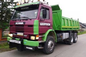 Scania 6x6